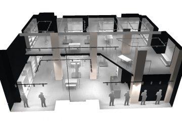 Проектирование и визуализация освещения в помещениях